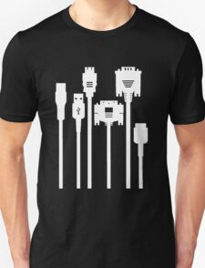 White Cables T-Shirt