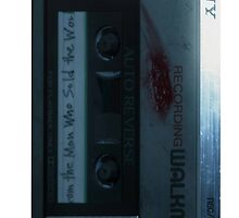 Metal Gear Solid V Walkman by mechakity