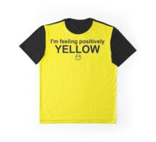 Feelings: Yellow Graphic T-Shirt