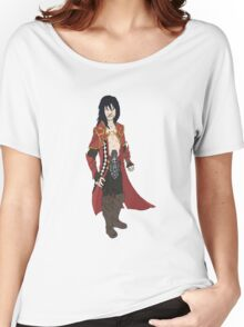 Robert Carlyle - Dracula  Women's Relaxed Fit T-Shirt