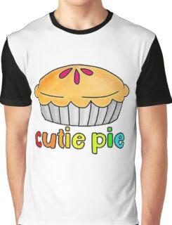 Cutie pie Graphic T-Shirt