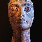 Unfinished Nefertiti by Nigel Fletcher-Jones