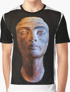 Unfinished Nefertiti Graphic T-Shirt