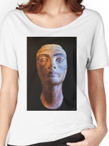 Unfinished Nefertiti Women's Relaxed Fit T-Shirt
