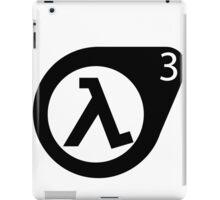 Half-Life 3 iPad Case/Skin