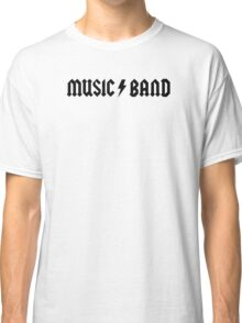 MUSIC / BAND - 30 Rock - Music Band Classic T-Shirt