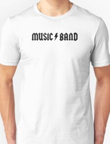 MUSIC / BAND - 30 Rock - Music Band Unisex T-Shirt