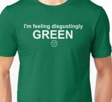 Feelings: Green Unisex T-Shirt
