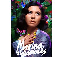 Marina and the diamonds Photographic Print