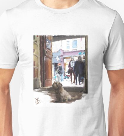 Peppy at Fallon and Byrne Unisex T-Shirt