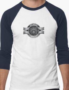No mud. No Lotus. Men's Baseball ¾ T-Shirt
