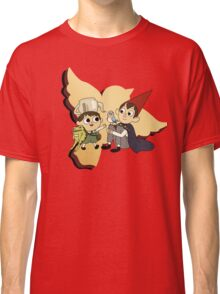 Over the Garden Wall red Classic T-Shirt