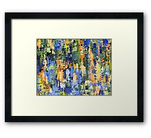 ABSTRACT 428 Framed Print