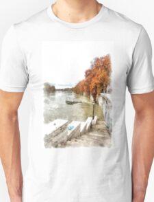 Rome: Tiber River Unisex T-Shirt