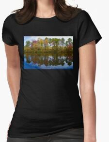 Reflections Womens Fitted T-Shirt