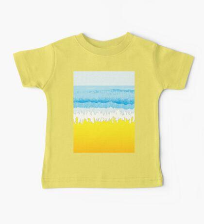 SURF, Beach, Sky, Sea, Ocean, Sand, Surfer, Surfing, Wave, Wave Riding, Body Boarding,  Baby Tee