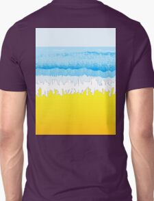 SURF, Sky, Sea, Ocean, Sand, Surfer, Surfing, Wave, Wave Riding, Body Boarding,  Unisex T-Shirt