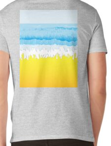 SURF, Beach, Sky, Sea, Ocean, Sand, Surfer, Surfing, Wave, Wave Riding, Body Boarding,  Mens V-Neck T-Shirt