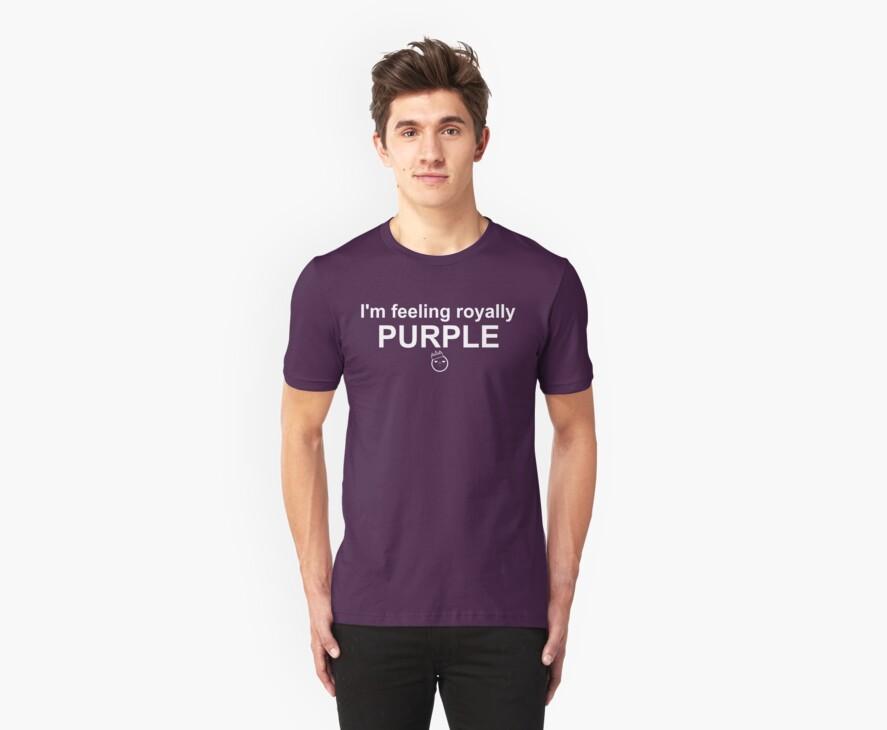 Feelings: Purple by Henzooo
