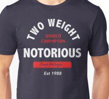 Connor McGregor (NL) Unisex T-Shirt