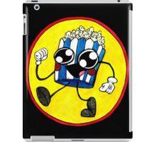 Happy Popcorn  iPad Case/Skin
