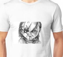 Hi, I'm Chucky, wanna play? Unisex T-Shirt
