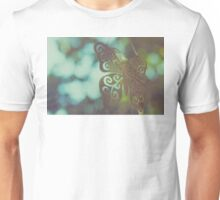 Bokeh With Butterfly Wings Unisex T-Shirt