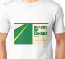 Boards of canada Trans Canada Highway Unisex T-Shirt