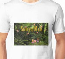 Secret of Mana - Super Nintendo Unisex T-Shirt
