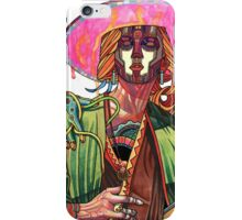 El huervo samurai iPhone Case/Skin