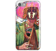 El huervo samurai iPhone Case/Skin