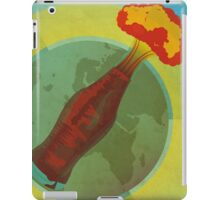 Drink To The End iPad Case/Skin