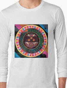El huervo mask Long Sleeve T-Shirt