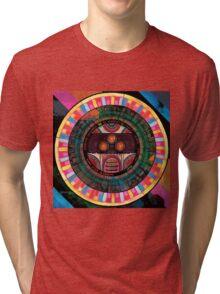 El huervo mask Tri-blend T-Shirt