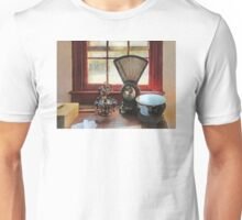 Postal Scale and Rubber Stamps Unisex T-Shirt