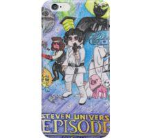 Steven Universe Episode IV: A New Hope POSTER iPhone Case/Skin