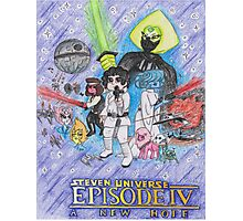 Steven Universe Episode IV: A New Hope POSTER Photographic Print