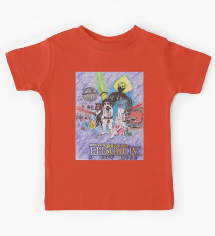 Steven Universe Episode IV: A New Hope POSTER Kids Tee