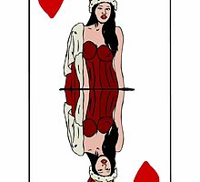 Queen of hearts by Logan81
