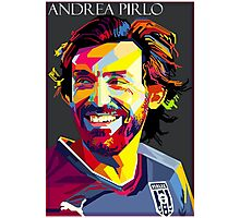 pirlo Photographic Print