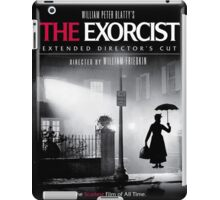 Mary Poppins in The Exorcist iPad Case/Skin