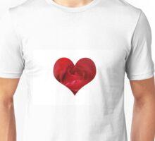 Heart of a rose  Unisex T-Shirt
