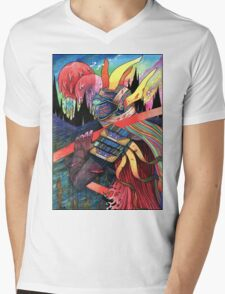 El huervo samurai 2 Mens V-Neck T-Shirt