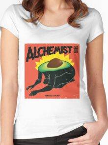 The alchemist Women's Fitted Scoop T-Shirt