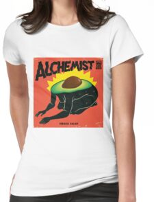 The alchemist Womens Fitted T-Shirt