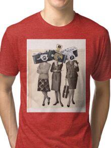 Three sisters Tri-blend T-Shirt