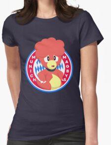 Munich Magbys Fan Articel  Womens Fitted T-Shirt