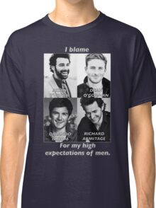 High Expectations of Men Classic T-Shirt