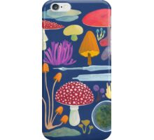 Mycology iPhone Case/Skin