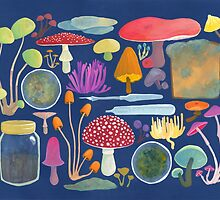 Mycology by sweetmans